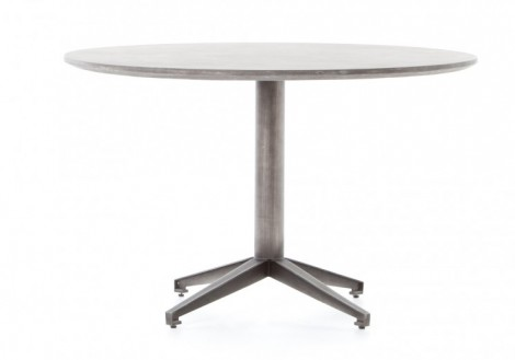 Kaufman Round dining Table Four Hands