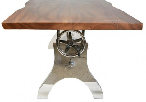 Mills Solid wood Dining table