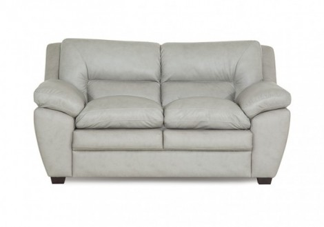 Palliser Thurston Leather Loveseat