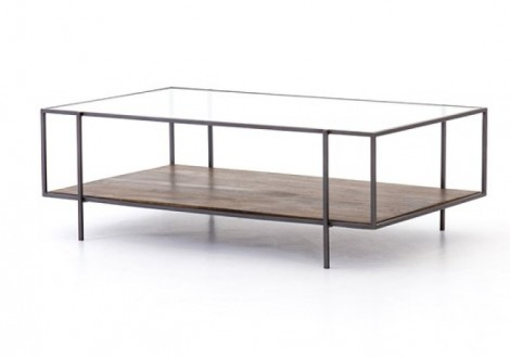 Byron Coffee Table Four Hands
