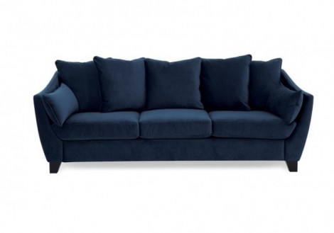 Palliser Leaf Fabric Sofa