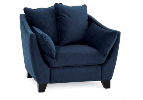 Palliser Leaf Fabric Chair
