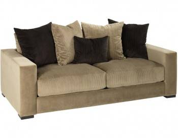 Lombardy Fabric Sofa - Jonathan Louis