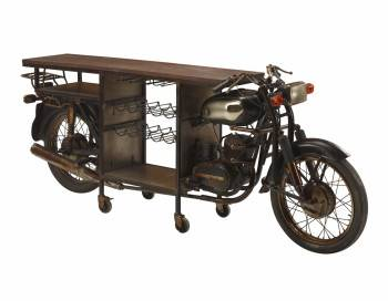 City 2 Wheeler Bar
