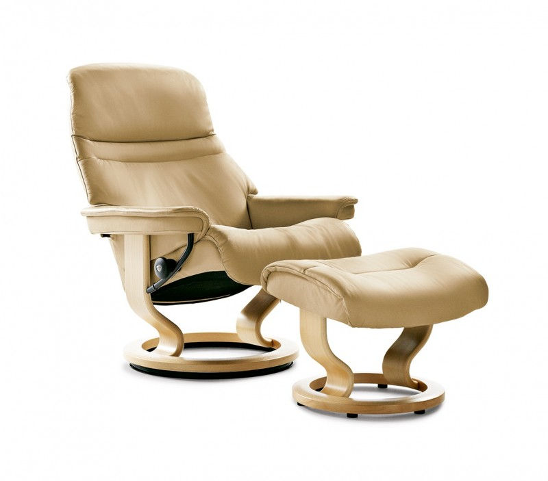 Ekornes Stressless Sunrise Large Leather Recliner