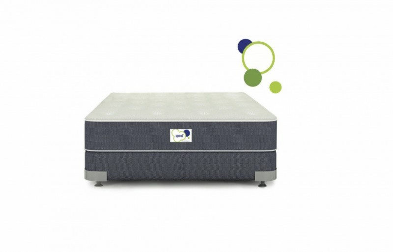 Sprout Firmus King Sized Environmentally-Friendly Natural Mattress
