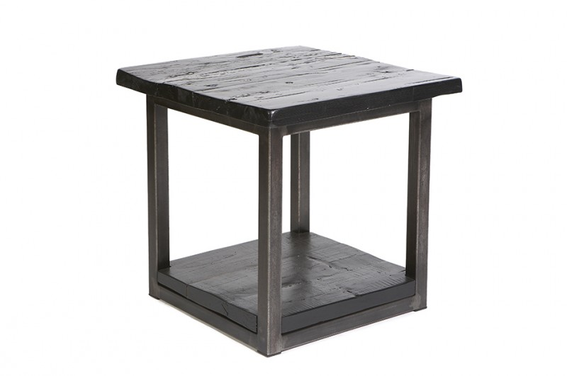 Axel Lamp Table Solid Wood