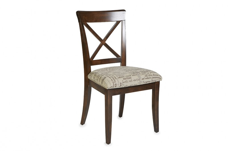 Blaine Dining Chair Solid Wood Made In Canada Reside