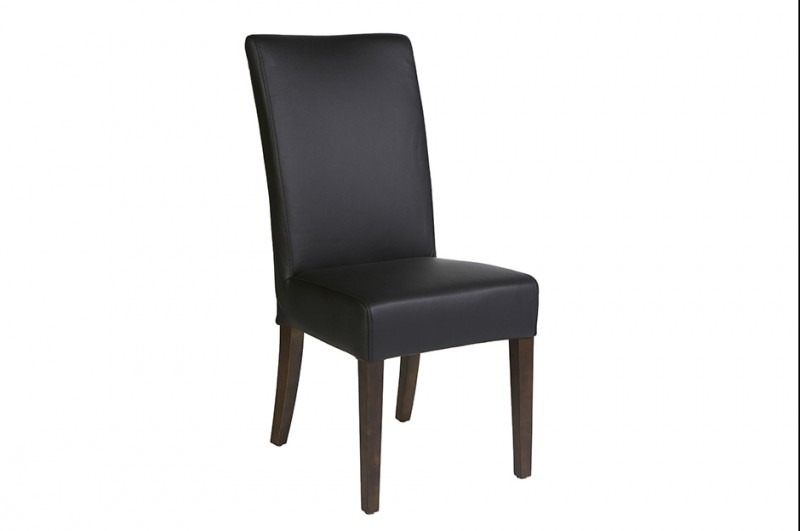 Virden Leather Dining Chair