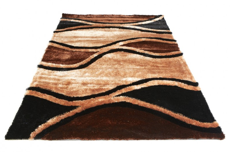 Rectangle Pattern Rug