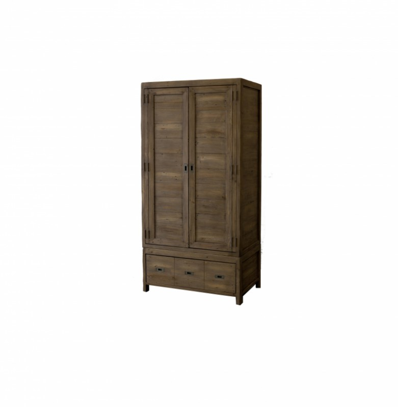 Post & Rail Armoire