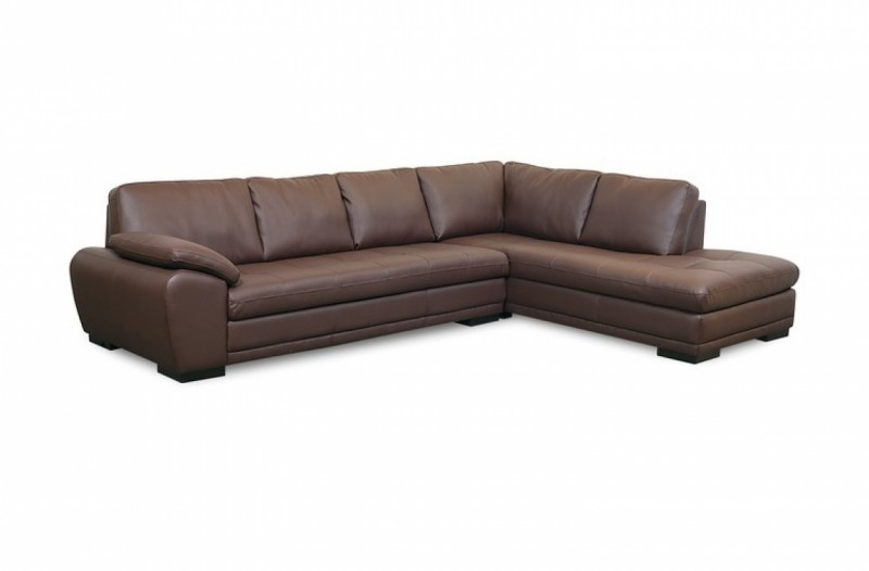 Palliser Kelowna Faux Leather Sectional Sofa