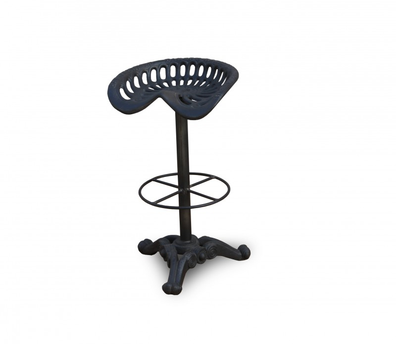 Industrial Tractor Seat Bar Stool