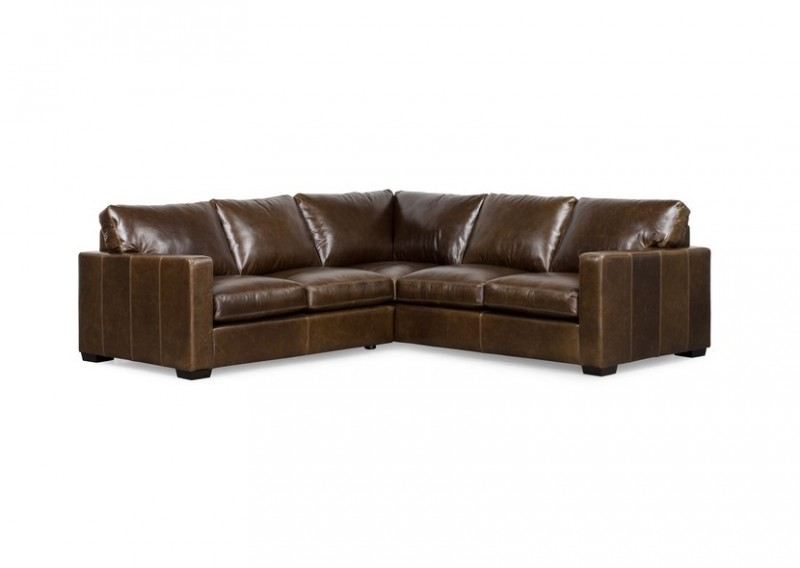 Colebrook Leather Sectional - Palliser