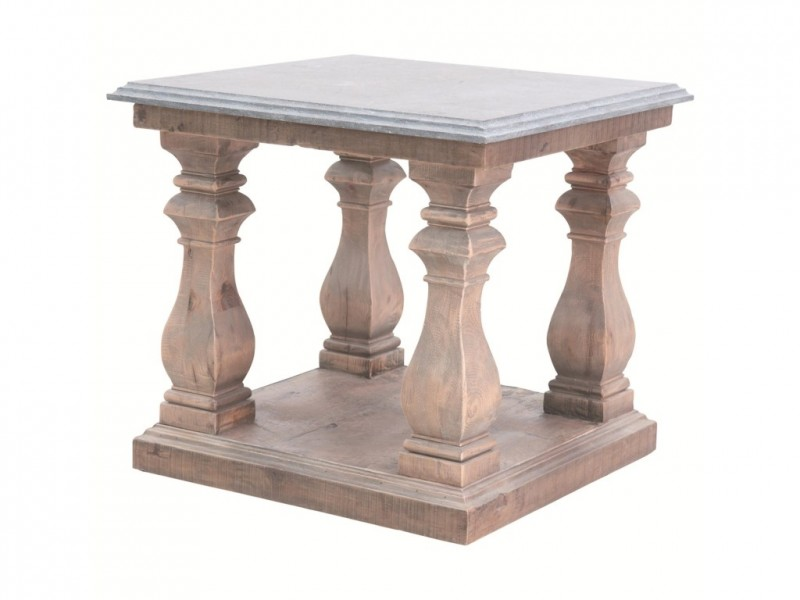 Wesley Stone End table