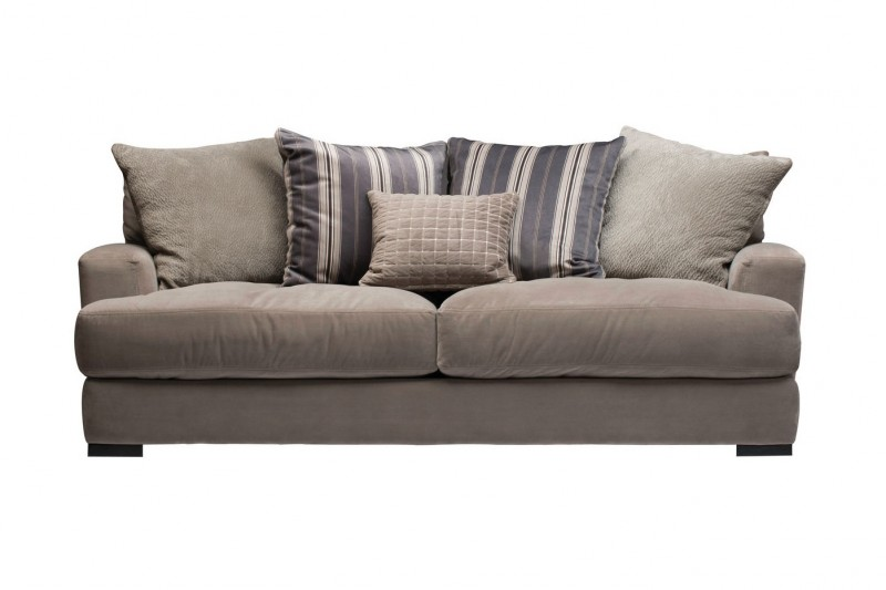 Jonathan Louis Carlin Fabric Sofa