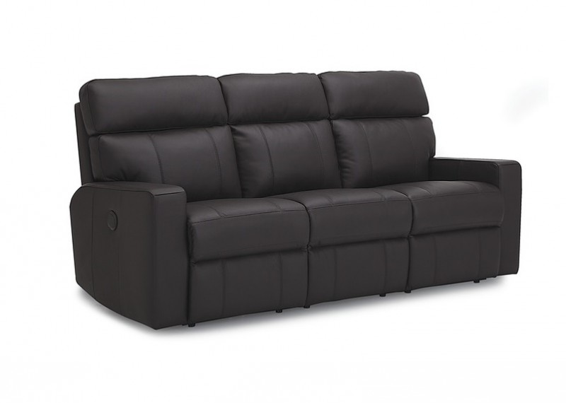 Palliser Leather Oakwood Reclining Sofa