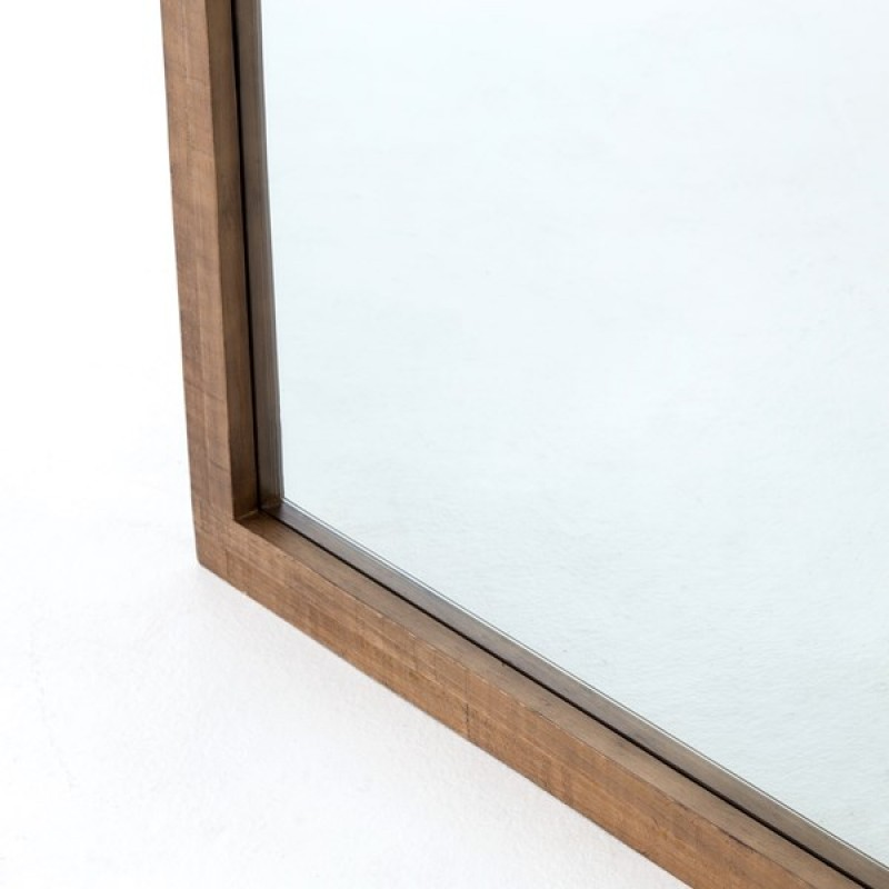 Tiller Reclaimed Wood Mirror