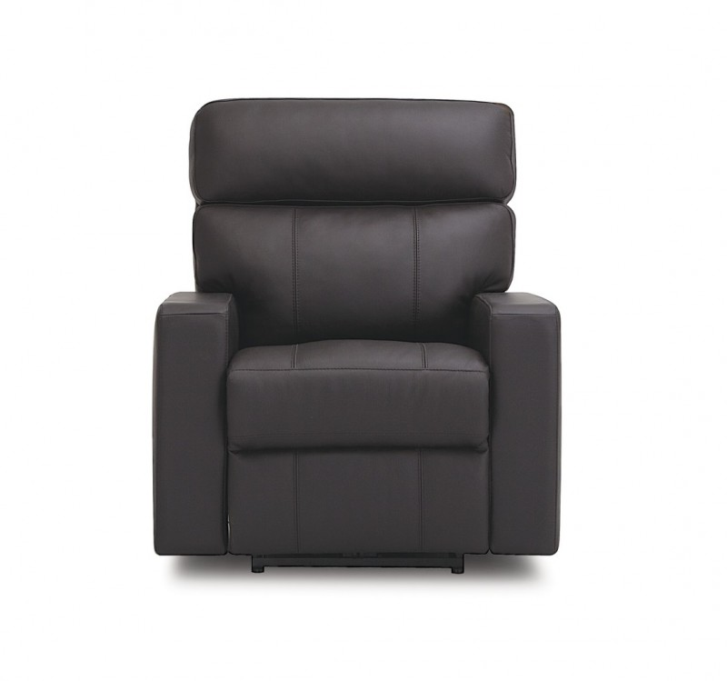 Palliser Oakwood Power Leather recliner chair