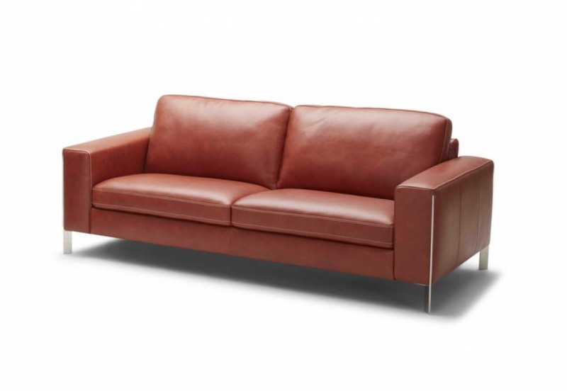 Logan Leather Sofa