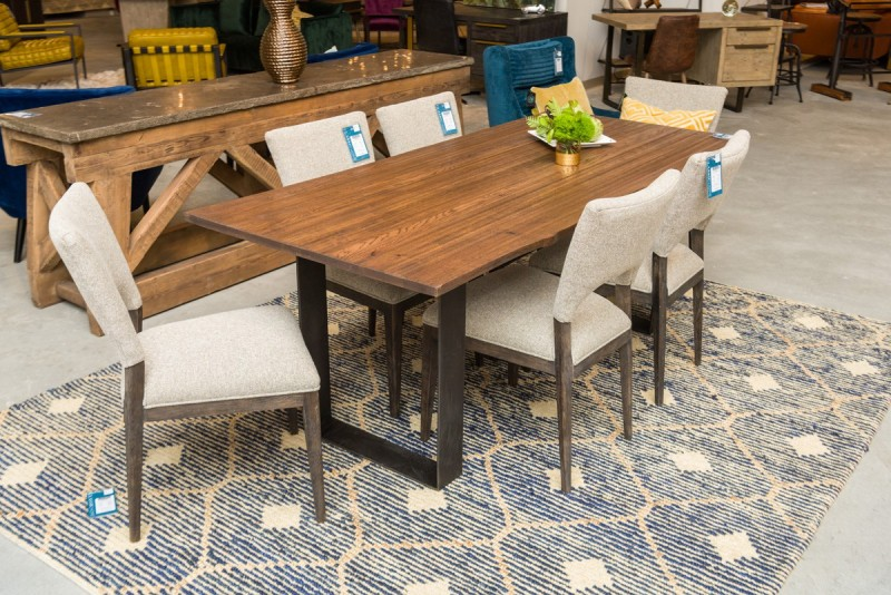 Norfolk Dining Table Solid Oak