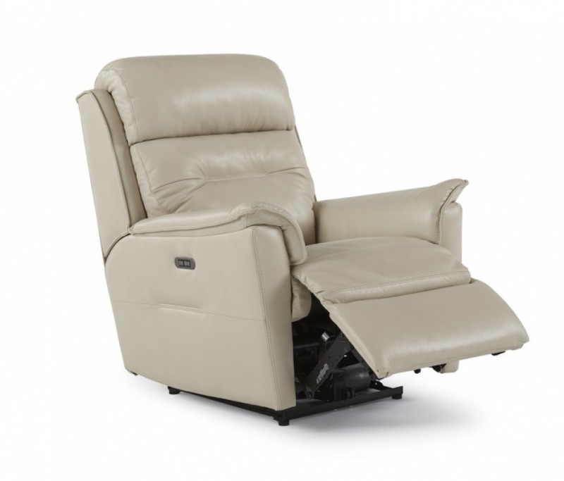 Linden Power Recliner Leather Chair - Palliser