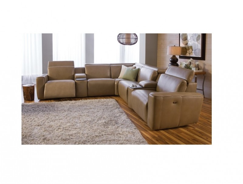 Springfield Power Reclining sofa Palliser