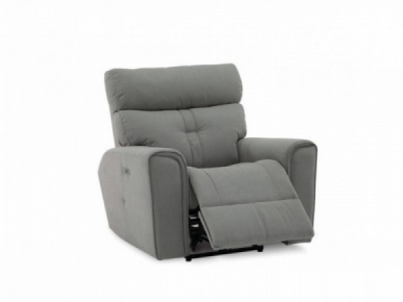 Acacia Leather Power Chair Recliner