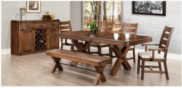 Saratoga Dining Table