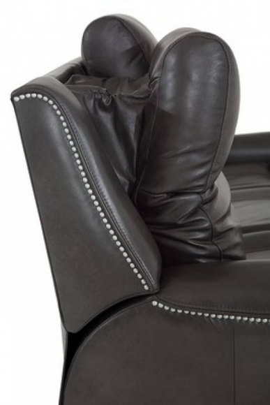 Hastings Leather Power Sofa Recliner