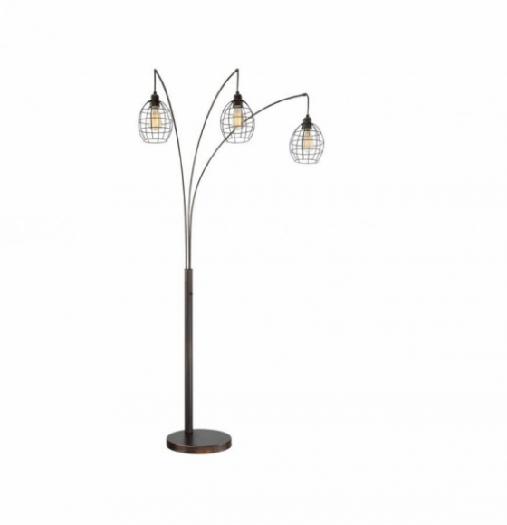 kaden floor lamp 3 lights