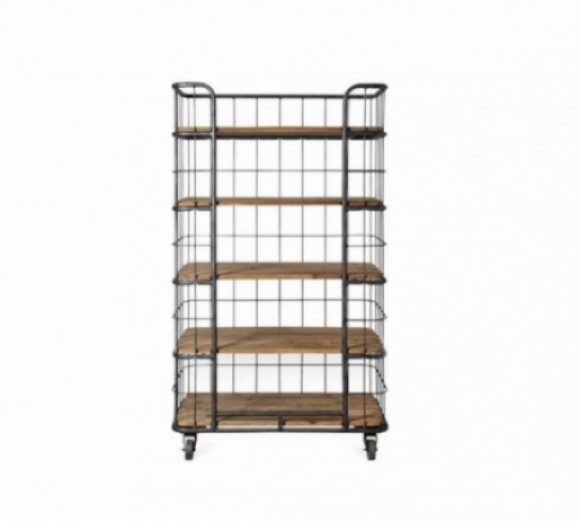Industrial Butler Rack