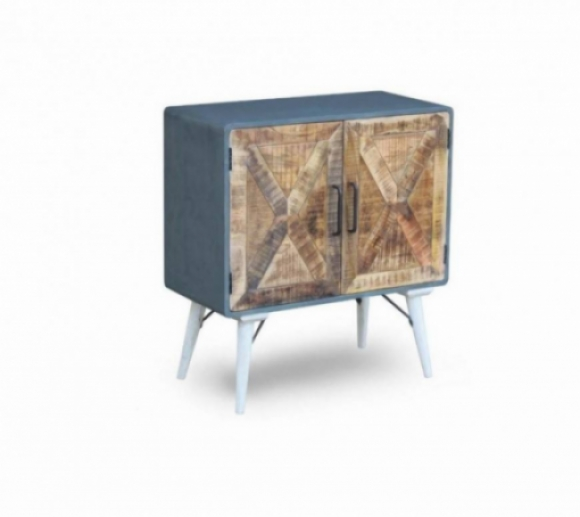 Cemento Small Sideboard