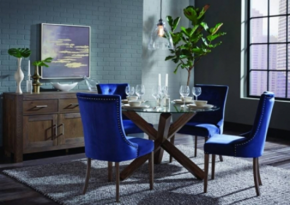 Gardiner Round Dining Table