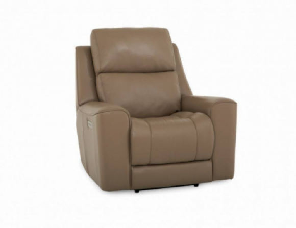 Hastings Leather Power Chair Recliner