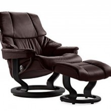 Ekornes Stressless Reno Large Recliner Chair