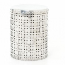 Marlow Woven Rnd Accent Table