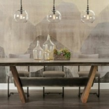 Bonham Concrete Dining Table