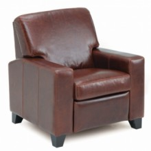 Palliser Palma Leather Pushback Recliner