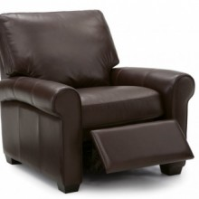 Vigo Leather Recliner