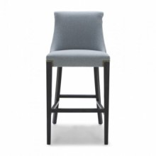 Granite Counter Stool Bonded Leather/Fabric