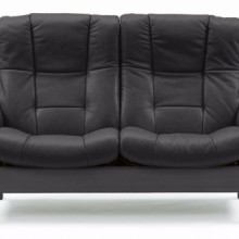 Buckingham Leather Love seat - Ekornes Stressless