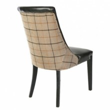 Granite Dining Chair Bonded Leather/Fabric