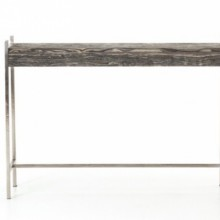 Four Hands Rhea Marble Console Table