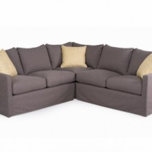 Connor Fabric slip cover Sectional