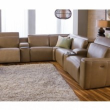 Springfield Power Reclining Sofa
