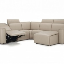 Palliser Springfield Leather Sectional